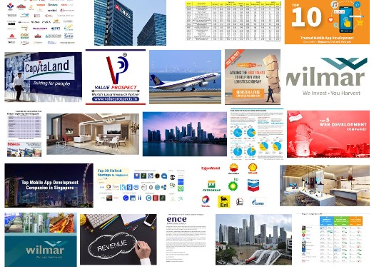 top companies in singapore
